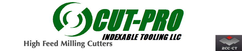 Cut-Pro Indexable Tooling (CutPro Tools)